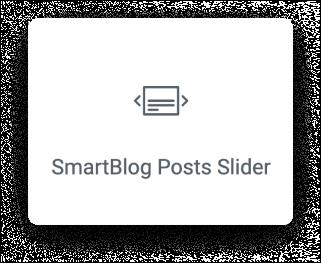 smartblog blog module prestashop post slider