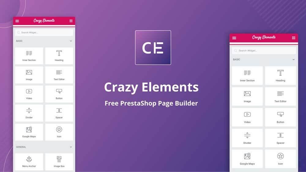 page builder for prestashop