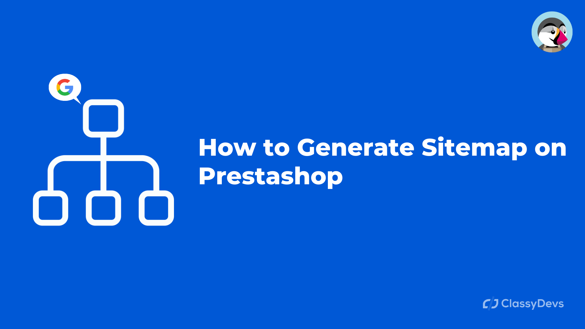 Generate Sitemap on Prestashop