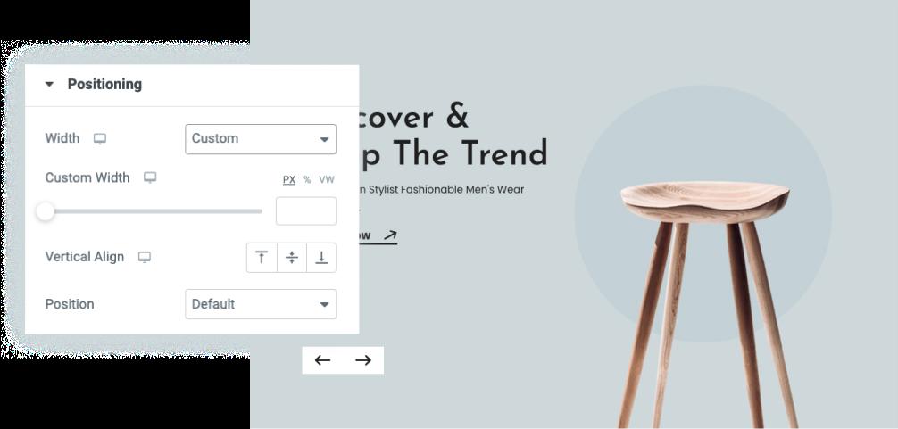 prestashop-page-builder-custom-positioning
